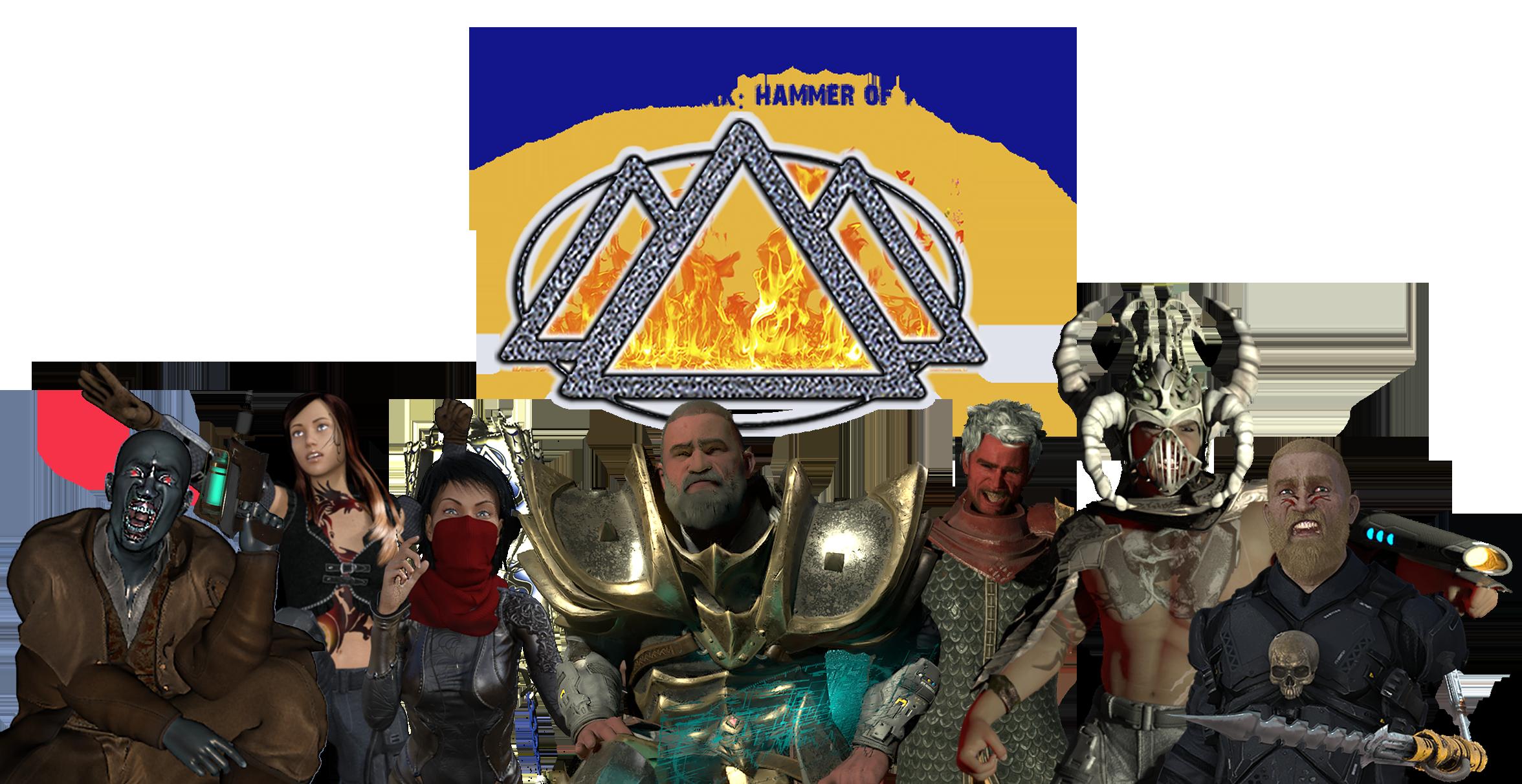 Mountains gang2