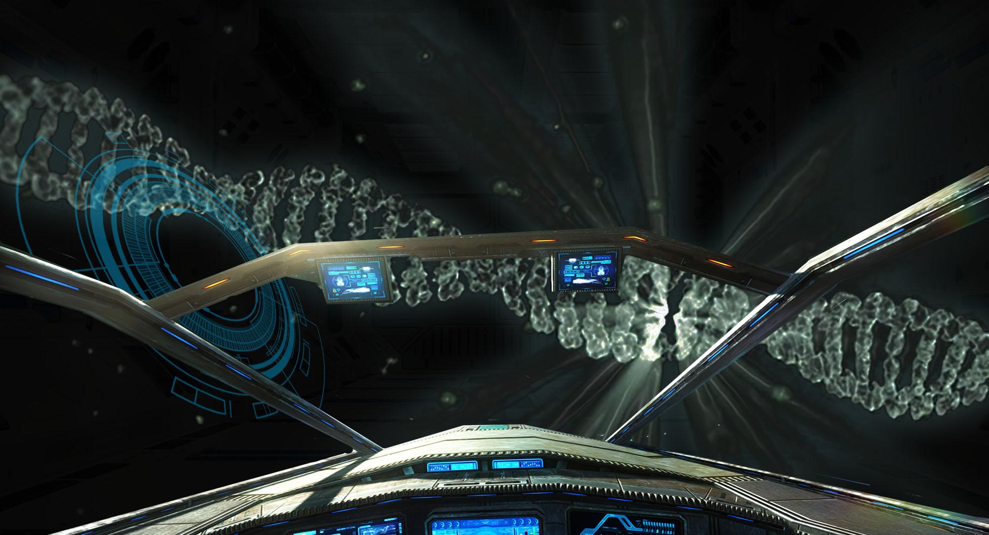 Bioverse cockpit